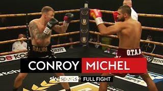 Serge Michel blasts out Liam Conroy to reach Golden Contract final!  | FULL FIGHT