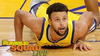 """NBA Players In Awe Of Steph Curry Dropping 62 Points After Trolls Said He Was """"Washed"""" """"No Good"""""""