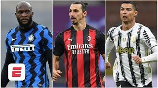 Inter Milan, AC Milan or Juventus: Who's the team to beat in Serie A's crowded title race? | ESPN FC