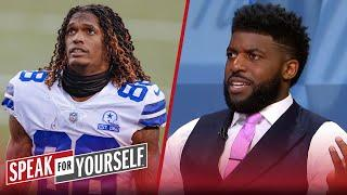 CeeDee Lamb's confidence in Cowboys is misplaced — Emmanuel Acho | NFL | SPEAK FOR YOURSELF