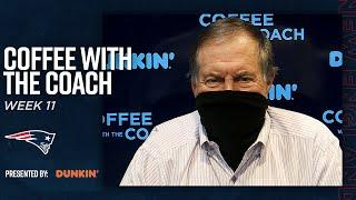 """""""How Does Coach Belichick Balance Reps for RBs in Games?"""" 
