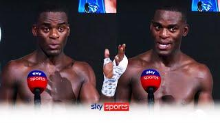 """""""I LANDED AT THE RIGHT TIME!"""" 