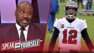 Tom Brady is far more valuable to Bucs than Mahomes to Chiefs — Wiley | NFL | SPEAK FOR YOURSELF