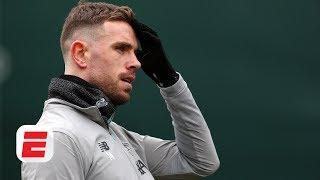 Will Jordan Henderson start vs. Atletico Madrid on Wednesday? | UEFA Champions League
