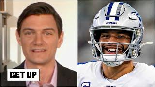 Jeremy Fowler on Dak Prescott's contract expectations | Get Up