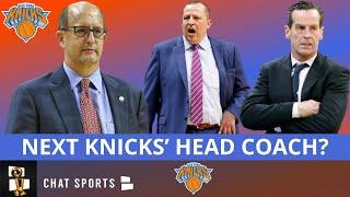 New York Knicks Head Coach Candidates: Tom Thibodeau, Kenny Atkinson, Mike Miller & More