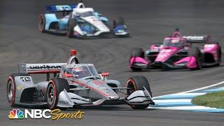 Recapping Saturday's NASCAR and IndyCar action from Indianapolis | Motorsports on NBC