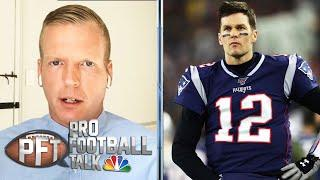 Chris Simms defends 2020 QB rankings for Drew Brees, Tom Brady | Pro Football Talk | NBC Sports