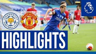 Final Day Defeat For The Foxes | Leicester City 0 Manchester United 2 | 2019/20