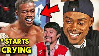 *OMG* MANNY PACQUIAO OPPONENTS Before vs After LOSS! ~START CRYING~ (BRONER, SPENCE, THURMAN)