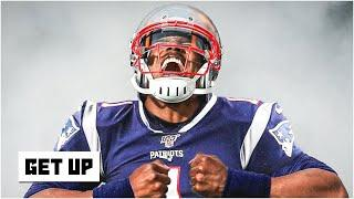 Reacting to Cam Newton signing with the Patriots   Get Up