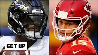 Ravens vs. Chiefs: Which team is the best in the AFC after Week 1? | Get Up