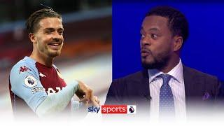 Patrice Evra highlights how Aston Villa pulled off offensive masterclass against Liverpool