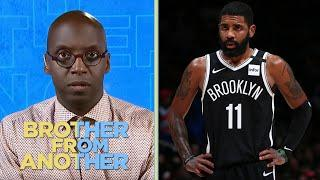 Kyrie Irving denies taking shot at LeBron amid Durant quote | Brother From Another | NBC Sports