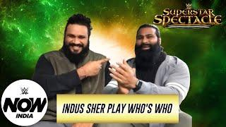 Who is the better cook from Indus Sher?: WWE Now India
