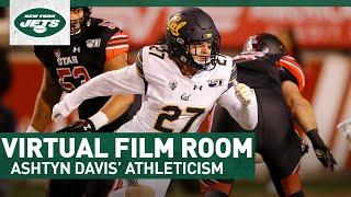 Boyer Breakdown: How Ashtyn Davis Excelled In College On Special Teams | New York Jets | NFL