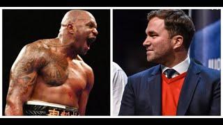 'FEW TIMES I'VE WANTED TO STRANGLE EDDIE HEARN. I WANTED TO GET UP & WRITE HIM OFF' - DILLIAN WHYTE