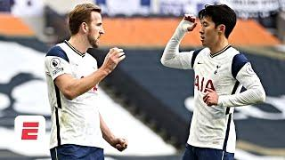 Harry Kane & Son Heung-min are 'like Batman and Robin' for Tottenham | ESPN FC