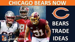 Chicago Bears Trade Rumors: Five Players Chicago Could Trade For Including Jamal Adams & O.J. Howard