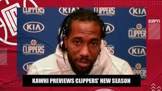 Kawhi Leonard feels motivated, looks back to Clippers blowing 3-1 lead to Nuggets | NBA on ESPN