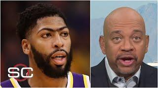 Anthony Davis' injury means 'trouble' for the Lakers - Michael Wilbon | SportsCenter