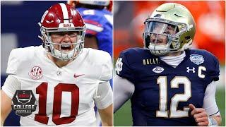 How can Notre Dame control the game vs. Alabama? | College Football on ESPN