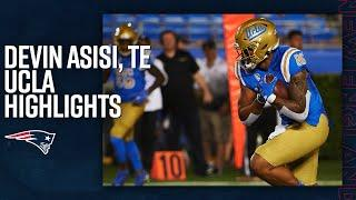 Devin Asiasi, TE | UCLA Game Highlights