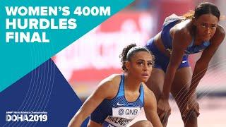 Women's 400m Hurdles Final - World Record | World Athletics Championships Doha 2019