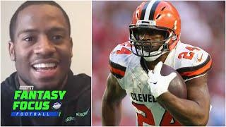Browns RB Nick Chubb talks fantasy football and the 2020 NFL season |  ESPN Fantasy Focus