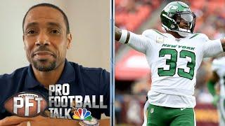 Rodney Harrison: Jets made 'huge mistake' trading Jamal Adams | Pro Football Talk | NBC Sports
