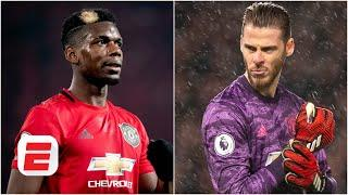 Manchester United Transfer Rater: Are Paul Pogba and David De Gea out? | Premier League