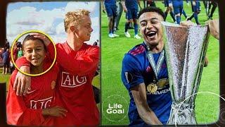 Lingard suffered from depression. But he's worked hard to get back to his best level  Life Goal