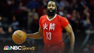 James Harden reports to Houston; Team Power Rankings; Players to watch | PBT Extra | NBC Sports