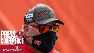 Bruce Arians: 'We're A Very Hungry Team' | Press Conference
