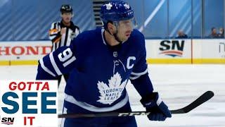 GOTTA SEE IT: Best Of Eastern Conference Mic'd Up During NHL Qualifiers