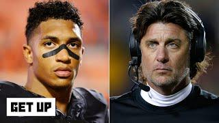 Oklahoma State's Mike Gundy 'making some changes' after players speak out about OAN shirt | Get Up