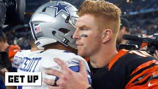 Dak Prescott is better than Andy Dalton – Domonique Foxworth | Get Up