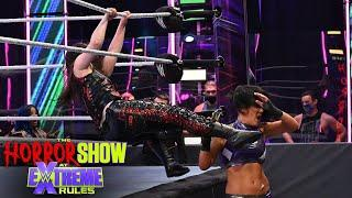 Nikki Cross overwhelms Bayley: The Horror Show at WWE Extreme Rules (WWE Network Exclusive)