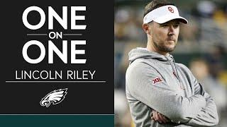 "Lincoln Riley on Jalen Hurts: ""The Guy's a Winner"" 