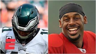 Carson Wentz will never be Donovan McNabb and the Eagles paid him too early - Keyshawn Johnson | KJZ