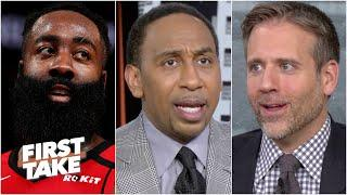 I wouldn't trade Ben Simmons for James Harden - Max Kellerman | First Take