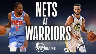 Is Steph Curry the MVP front runner? Nets vs. Warriors Preview | Hoop Streams