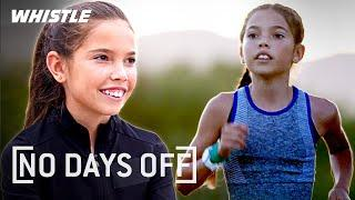 13-Year-Old FASTEST Long Distance Runner