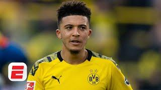 Manchester United leading the race for Borussia Dortmund's Jadon Sancho – Julien Laurens | ESPN FC