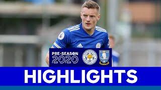Minutes Gained In Second Pre-Season Friendly   Leicester City 0 Sheffield Wednesday 0   2020/21