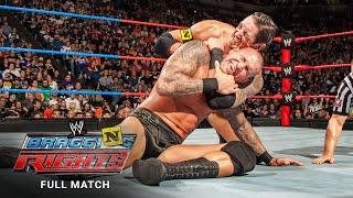 FULL MATCH - Randy Orton vs. Wade Barrett - WWE Title Match: WWE Bragging Rights 2010