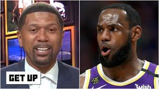 Jalen Rose explains what's at stake for LeBron when the NBA restarts | Get Up