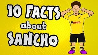Jadon Sancho: 10 facts about Dortmund's wonderkid!  Onefootball x 442oons