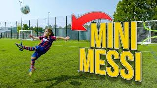 THE NEXT MESSI REVEALED