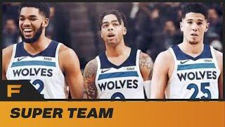 Devin Booker: Could Minnesota's Form A Super Team By Trading To Get Devin To Play With KAT &